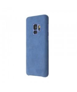 Just Must Origin Fiber Blue - Samsung Galaxy S9 Carcasa Plastic