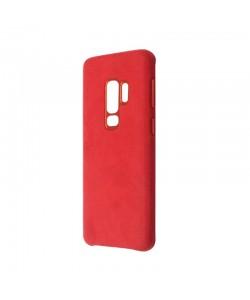 Just Must Origin Fiber Red - Samsung Galaxy S9 Plus Carcasa Plastic