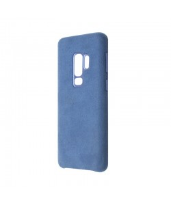 Just Must Origin Fiber Blue - Samsung Galaxy S9 Plus Carcasa Plastic