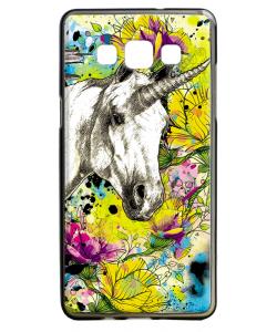 Unicorns and Fantasies - Samsung Galaxy A5 Carcasa Silicon