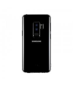Baseus Simple - Samsung Galaxy S9 Plus Carcasa Silicon Transparent