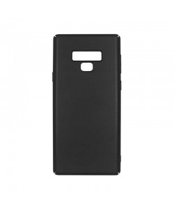 Just Must Uvo Black - Samsung Galaxy Note 9 Carcasa Plastic (material fin la atingere, slim fit)