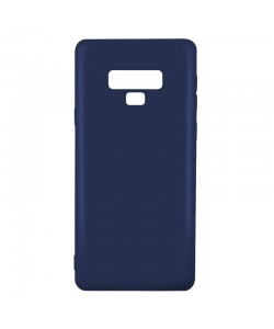 Just Must Candy Navy - Samsung Galaxy Note 9 Carcasa TPU Silicon