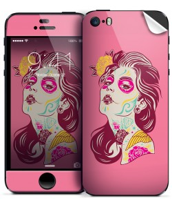 Fabulous Tattoos - iPhone 5/5S Skin