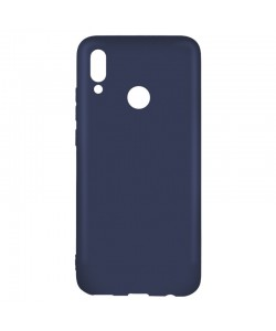 Just Must Candy Navy - Huawei P Smart 2019 Carcasa Silicon Albastru