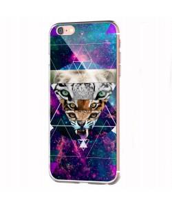 Tiger Swag - iPhone 6 Carcasa Transparenta Silicon