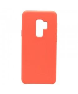Lemontti Aqua Peach Pink - Samsung Galaxy S9 Plus Carcasa TPU Silicon