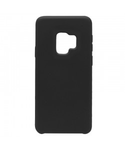 Lemontti Aqua Black - Samsung Galaxy S9 Carcasa TPU Silicon