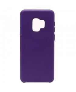 Lemontti Aqua Dark Purple - Samsung Galaxy S9 Carcasa TPU Silicon