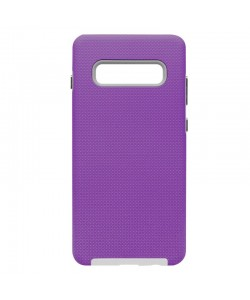 Devia KimKong Purple - Samsung Galaxy S10 Carcasa (antishock, din doua bucati)