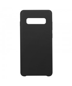 Devia Nature Series II Black - Samsung Galaxy S10 Carcasa Silicon