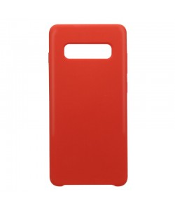 Devia Nature Series II Red - Samsung Galaxy S10 Plus Carcasa Silicon