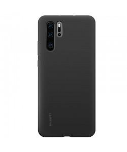 Huawei Case - Huawei P30 Pro Carcasa Silicon Negru