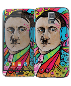 Hitler Meets Colors - Samsung Galaxy S5 Skin