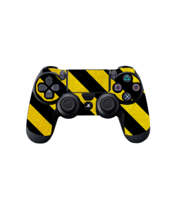 Caution - PS4 Dualshock Controller Skin