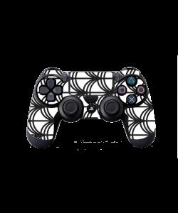 Illusion of Black & White - PS4 Dualshock Controller Skin