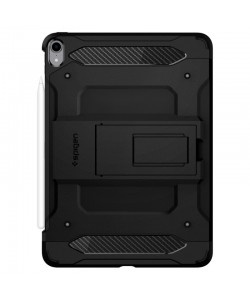 Spigen Tough Tech Black - iPad Pro 12.9 inch 2018 Carcasa TPU