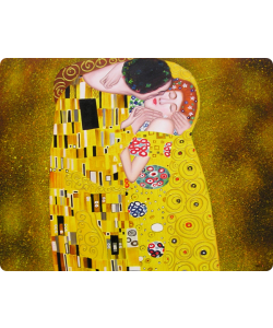 Gustav Klimt - The Kiss - Samsung Galaxy S4 Carcasa Silicon