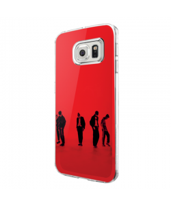 K Pop - Samsung Galaxy S7 Edge Carcasa Silicon