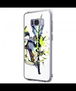 Genji - Samsung Galaxy S8 Plus Carcasa Transparenta Silicon