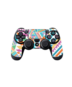 Scrambled Pattern - PS4 Dualshock Controller Skin