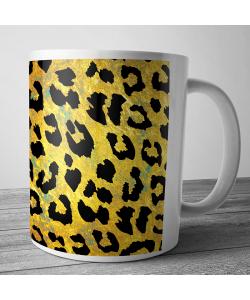 Cana personalizata - Leopard