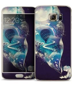 Blue Dream - Samsung Galaxy S6 Skin