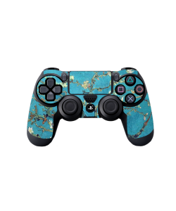 Van Gogh - Branches with Almond Blossom - PS4 Dualshock Controller Skin