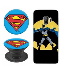 Combo Popsocket Batman vs. Superman