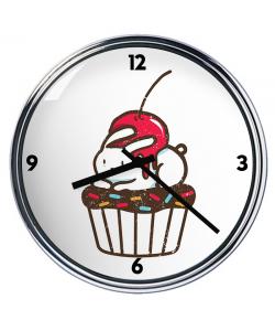 Ceas personalizat - Cherry Bunny