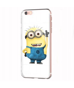 I Know - iPhone 6 Carcasa Transparenta Silicon