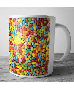 Cana personalizata - Jellybeans