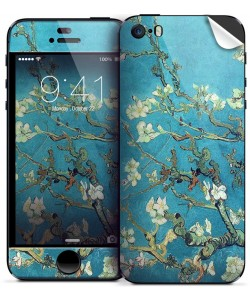 Van Gogh - Branches with Almond Blossom - iPhone 5C Skin