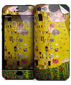 Gustav Klimt - The Kiss - iPhone 5/5S Skin