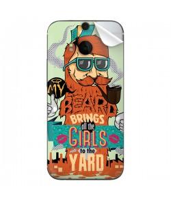 My Beard - HTC One M8 Skin