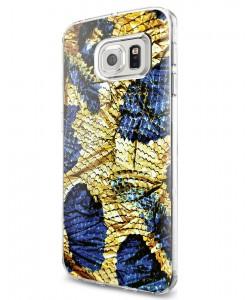 Snake - Samsung Galaxy S7 Carcasa Silicon
