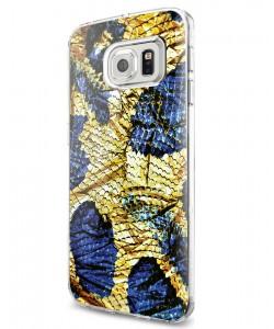 Snake - Samsung Galaxy S7 Edge Carcasa Silicon