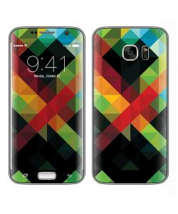Half Shades - Samsung Galaxy S7 Edge Skin