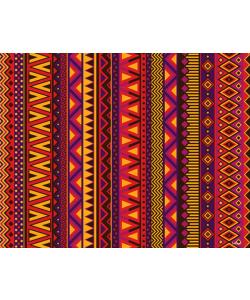 Aztec Summer - iPhone 6 Plus Carcasa TPU Premium Neagra