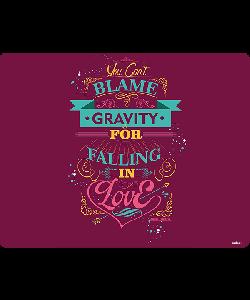 Falling in Love - iPhone 6 Husa Book Alba Piele Eco