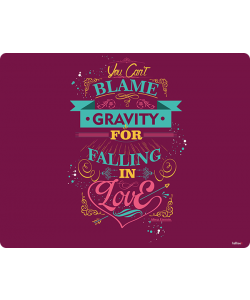 Falling in Love - Samsung Galaxy S6 Edge Carcasa Silicon Premium