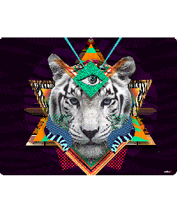 Eyes of the Tiger - iPhone 6 Plus Skin