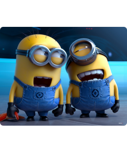 Funny Minions - iPhone 6 Skin