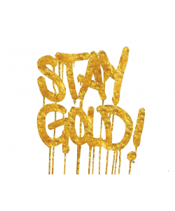 Stay Gold - iPhone 6 Plus Skin