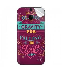 Falling in Love - HTC One M8 Skin