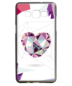 Love Keys - Samsung Galaxy A5 Carcasa Silicon