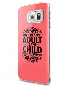 Creative Child - Samsung Galaxy S7 Edge Carcasa Silicon