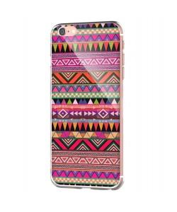 African Summer - iPhone 6 Carcasa Transparenta Silicon