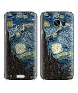Van Gogh - Starry Night - Samsung Galaxy S7 Edge Skin