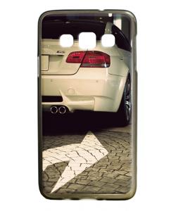 M3 - Samsung Galaxy A3 Carcasa Silicon Premium